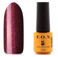 FOX/Фокс, гель-лак Pigment 026, 6 ml