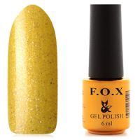 FOX/Фокс, гель-лак Pigment 055, 6 ml