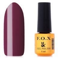 FOX/Фокс, гель-лак Pigment 086, 6 ml