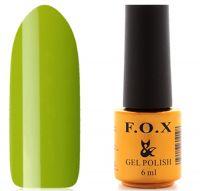 FOX/Фокс, гель-лак Pigment 107, 6 ml