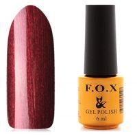 FOX/Фокс, гель-лак Pigment 119, 6 ml