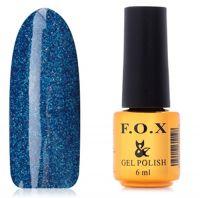 FOX/Фокс, гель-лак Pigment 121, 6 ml