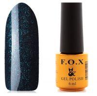 FOX/Фокс, гель-лак Pigment 125, 6 ml