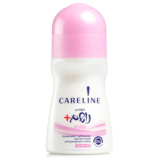 Шариковый дезодорант-крем Розовый Pure Careline (Кэролайн) 75 мл