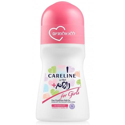 Шариковый дезодорант-крем For Girls Careline (Кэролайн) 75 мл