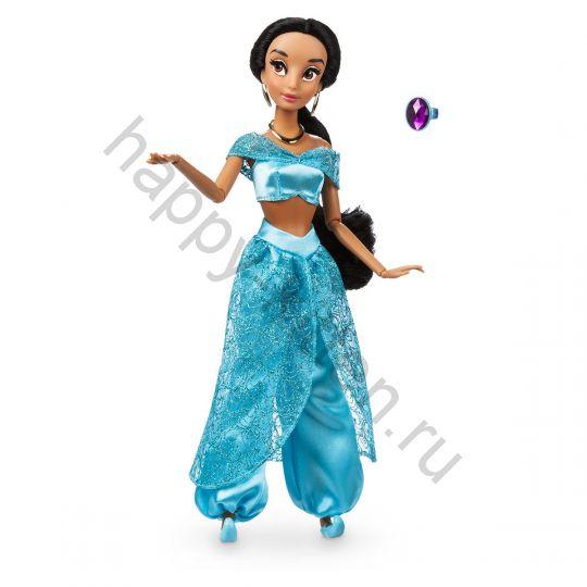 Игрушка кукла Жасмин с кольцом Disney