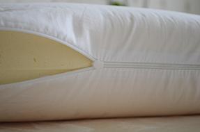 Наволочка для латексной подушки Контур