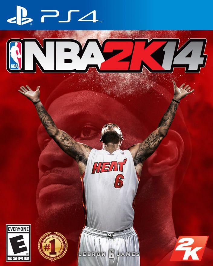 Игра NBA 2K14 (PS4)