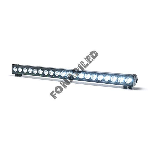 Однорядная светодиодная балка OC-200W spot дальний свет (длина 92 см, 36 дюймов)