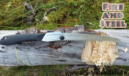 Пила японская складная Silky Gomboy 210 мм 10 зуб/30 мм М00002521