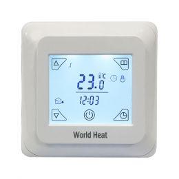Терморегулятор WorldHeat WH 170 (программируемый с сенсорным экраном)