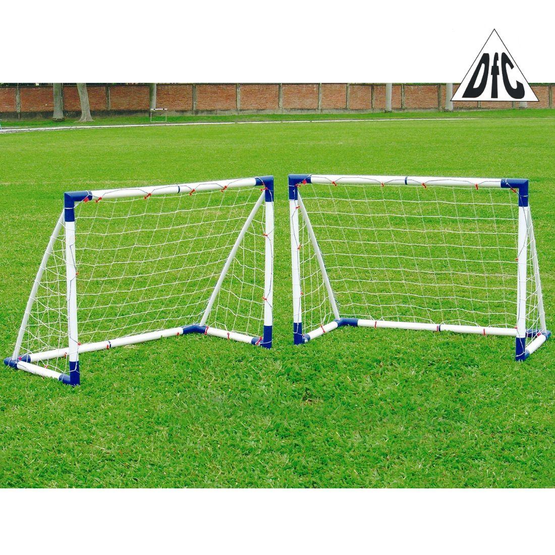 Ворота игровые DFC 4ft х 2 Portable Soccer