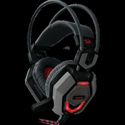 Игровая гарнитура Placet красный + черный, кабель 2,2 м