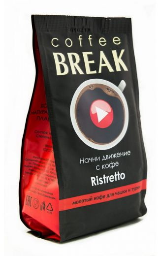Coffee BREAK Ristretto
