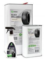 Полироль (чернитель) для шин Black Brilliance GRASS 0,5л