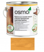 Прозрачная краска на основе цветных масел и воска для внутренних работ Osmo Dekorwachs Transparent 3103 Дуб светлый 0,75 л