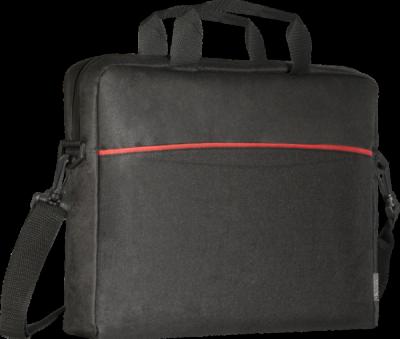 "НОВИНКА. Сумка для ноутбука Lite 15.6"" черный, карман"