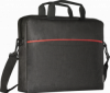 """Сумка для ноутбука Lite 15.6"""" черный, карман"""