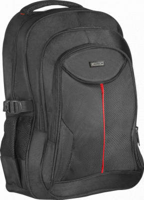 """Рюкзак для ноутбука Carbon 15.6"""" черный, органайзер"""