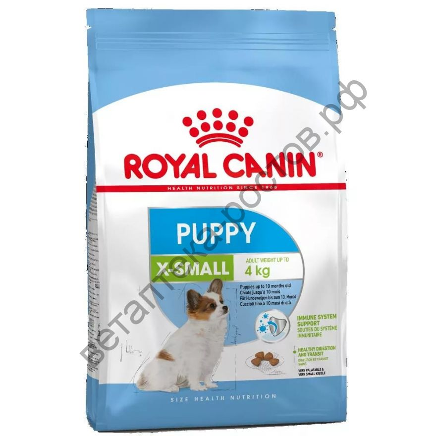 Royal Canin для щенков X-Small Puppy