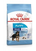 Royal Canin для щенков Maxi Puppy