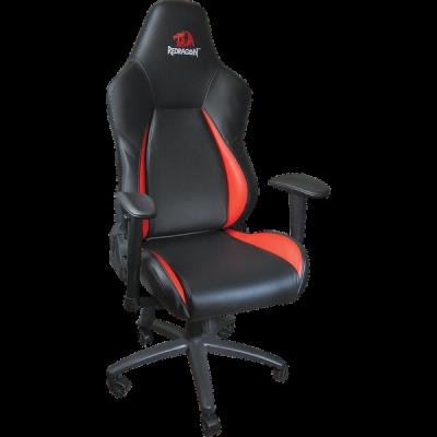 НОВИНКА. Игровое кресло Fury CT-386 Pro полиуретан, класс 3, 60mm