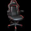 Игровое кресло Assassin CL-381 полиуретан, 50mm