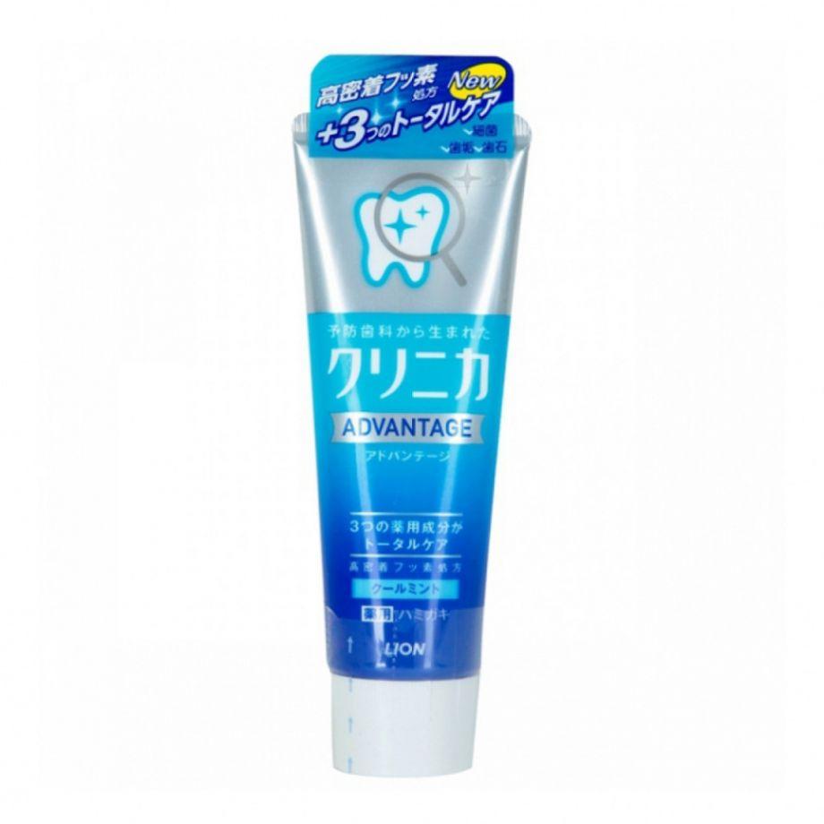 """LION Зубная паста """"Clinica Advantage Cool Mint"""" с охлаждающим ароматом мяты, вертикальная туба,130гр"""