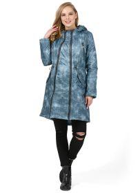 """Куртка демис. 3в1 """"Мэрил"""" для беременных и слингоношения; цвет: джинс"""