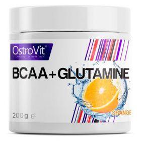 BCAA + L-Glutamine OstroVit (200 гр)