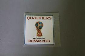 Нашивка на форму патч Чемпионат мира в России 2018