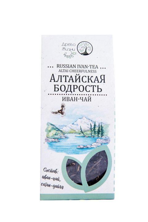 """ИВАН-ЧАЙ """"АЛТАЙСКАЯ БОДРОСТЬ"""""""