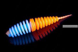 """Мягкие приманки Trout Baits Jara Mirax 2"""" 50мм/ упаковка 10 шт /  (чеснок) цвет: M_208"""