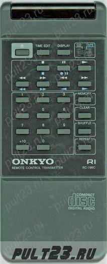 ONKYO RC-196C, RC-221C, DX-7011, DX-6920, DX-6930