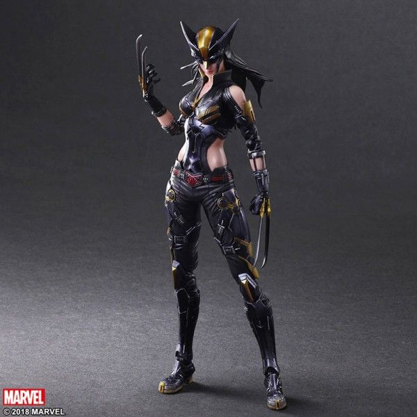 Фигурка Marvel Universe - Variant Play Arts Kai X-23