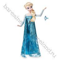 Кукла Эльза с кольцом