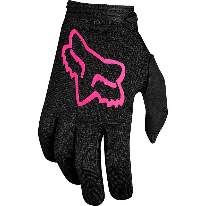 Fox - 2019 WMN Dirtpaw Mata Black/Pink перчатки женские, черно-розовые