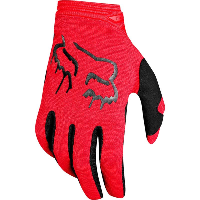 Fox - 2019 WMN Dirtpaw Mata Flame Red перчатки женские, красные