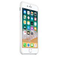 Чехол Silicon Case для iPhone 7 белый