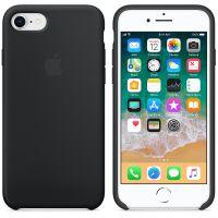 Чехол Silicon Case для iPhone 7 черный