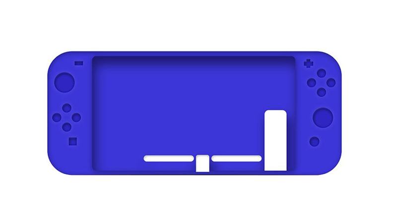 Slicon Case Blue (Nintendo Switch)