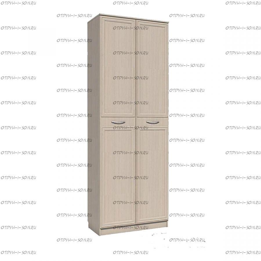 Шкаф двухдверный Браво НМ 013.02-02 (80х57х226)