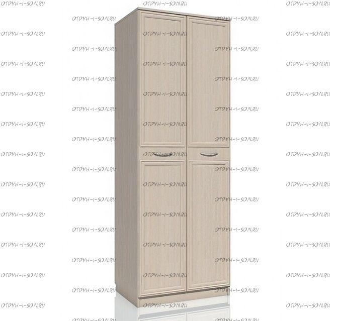 Шкаф двухдверный Браво НМ 013.02-03 (80х57х226)
