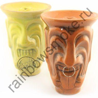 Глиняная чаша HarVik Tiki