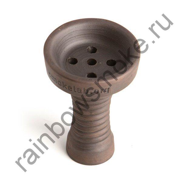 Глиняная чаша SmokeLab Evil Bowl Black