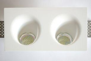 Гипсовый светильник SV 7428