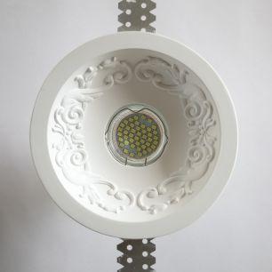 Гипсовый светильник SV 7429