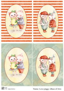 Love piggy