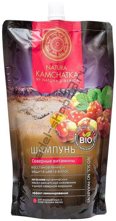 """Natura Siberica - шампунь """"Северные витамины"""" 500 мл"""