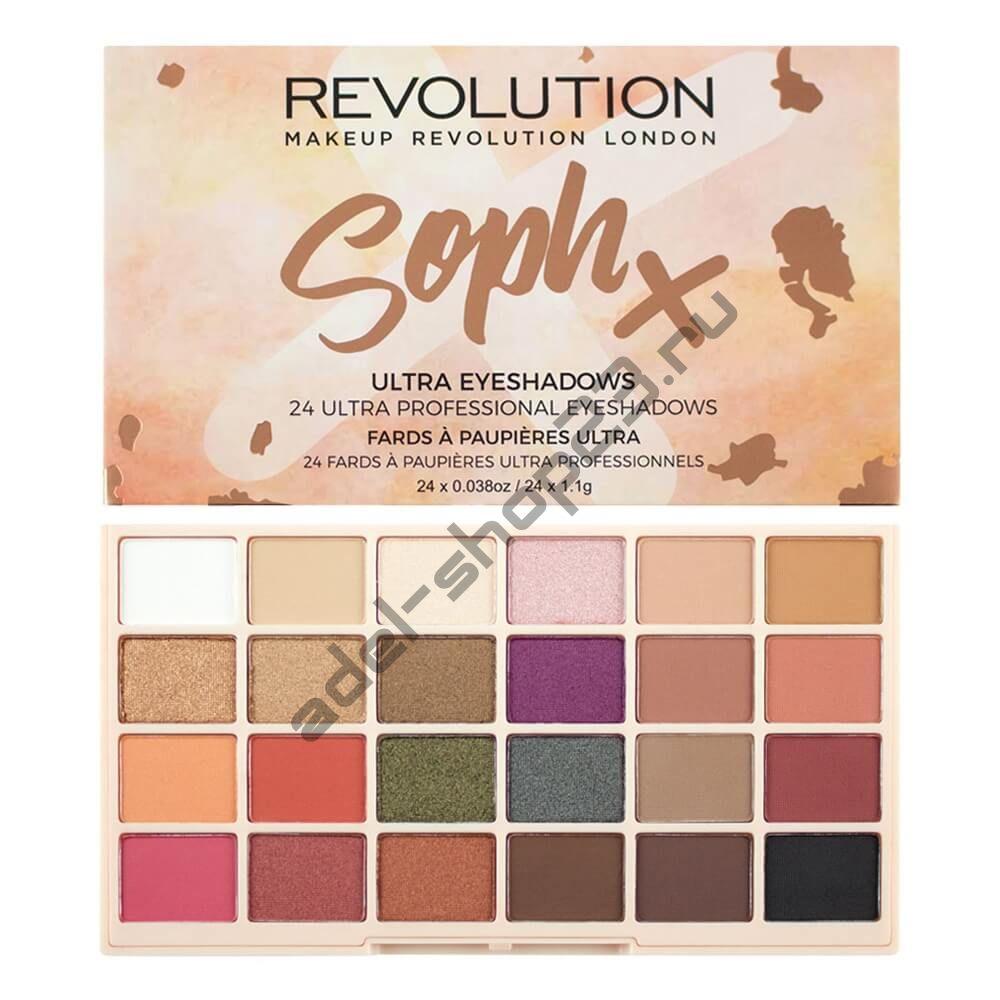 "Makeup Revolution - Тени для век ""Soph Eyeshadow Palette"""